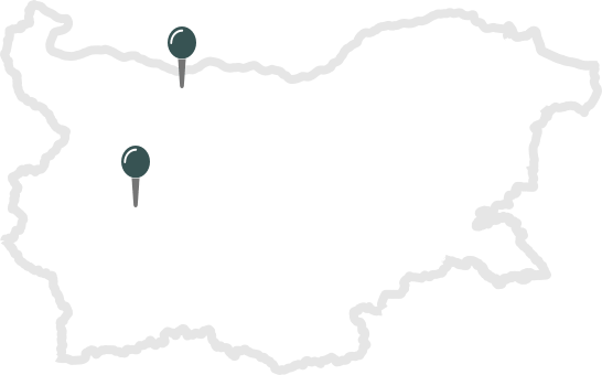 Шато Бургозоне - На картата